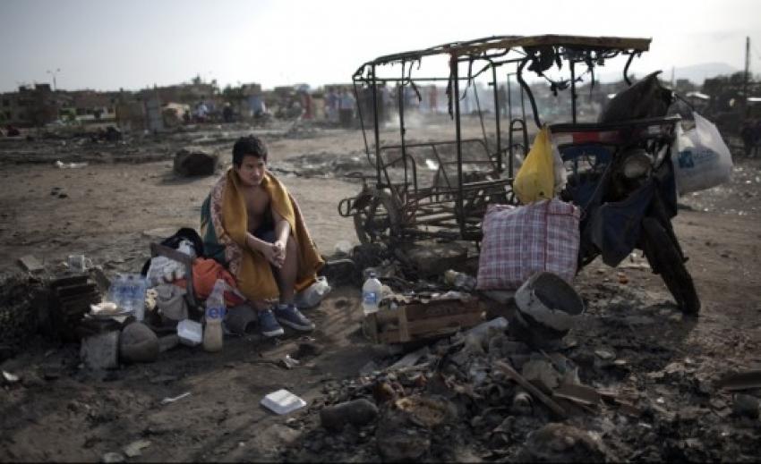 Banco Mundial: Hasta 115 millones de personas podrían caer en pobreza extrema por covid-19 en 2020